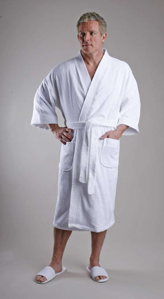 Loop Terry Kimono Robe
